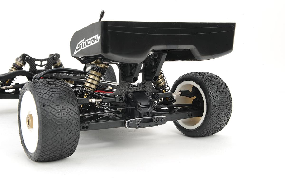 SWORKz S104 EVO 1/10 4WD Off Road Racing Buggy Pro Kit