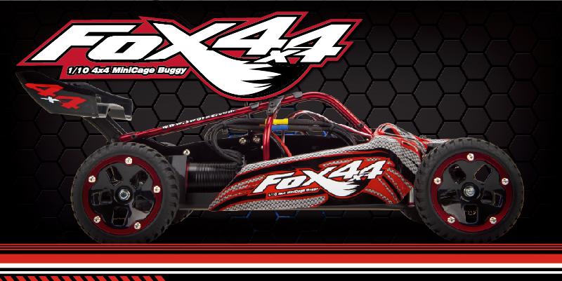 FOX 4x4 eDM 1-01