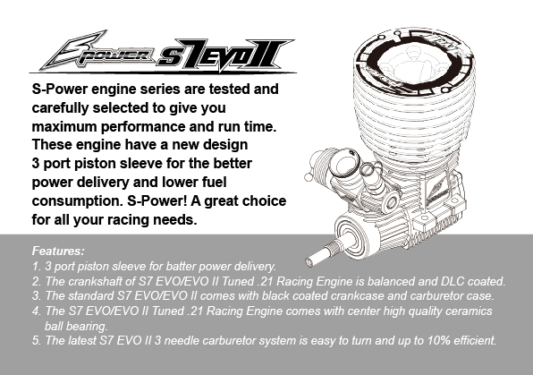 SPower S7 EVOII 引擎盒貼紙-01