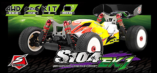 S104 EK1 Pro Kit